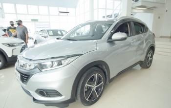 Imagem do veículo em oferta HR-V