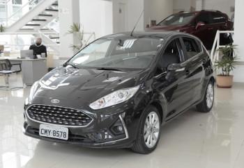 Imagem do veículo em oferta NEW FIESTA