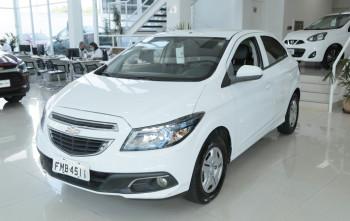 Imagem do veículo em oferta ONIX