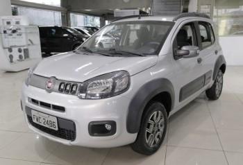 Imagem do veículo em oferta UNO EVO