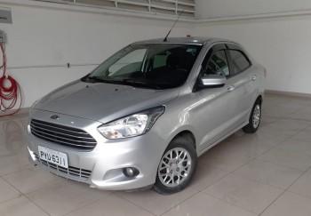 Imagem do veículo em oferta KA+