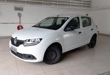 Imagem do veículo em oferta SANDERO