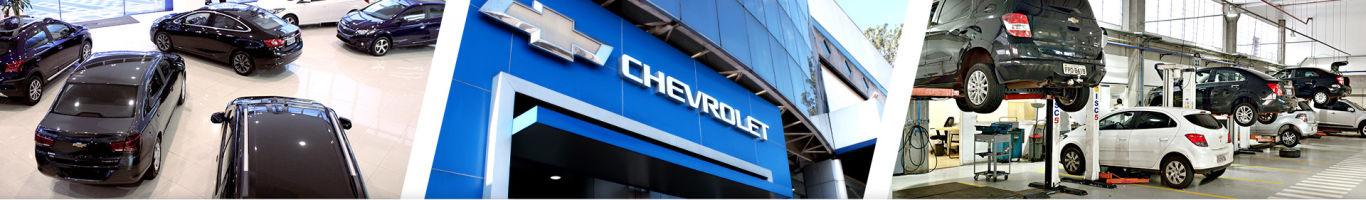 Conheça a Nova Chevrolet