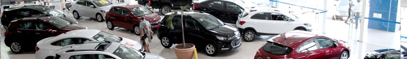 Nossa Loja Nova Chevrolet