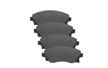 Imagem ilustrativa da oferta de Pastilhas Dianteiras para Cruze + Descontaminação interna do veículo com ozônio