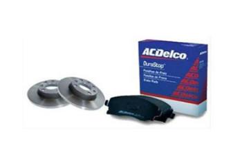 Imagem ilustrativa da oferta de Kit Instalado: Troca de Discos e pastilhas dos freios Dianteiros+Verificação Itens de Segurança.