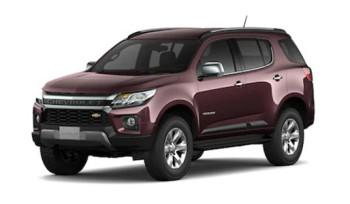 Imagem miniatura para a oferta de Trailblazer Premier 2021 SUV 2.8 Diesel - 4x4 156YKM / R6A