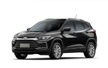 Imagem miniatura para a oferta de Tracker LTZ 2021 SUV 1.0 Turbo Flex 5N76HM / R8F