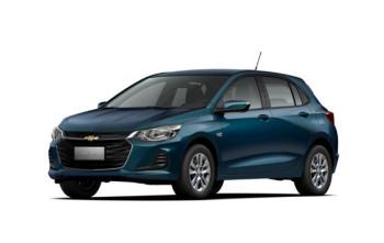 Imagem miniatura para a oferta de Onix 1.0 2021 Hatch 1.0L 5A48AM / R7A