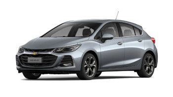 Imagem miniatura para a oferta de Cruze Sport6 LTZ 2021 Hatch 1.4 Turbo Flex 5N68SM / R7M