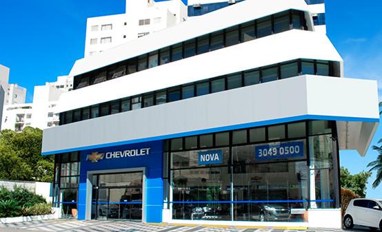 Foto da fachada da loja Itaim Bibi