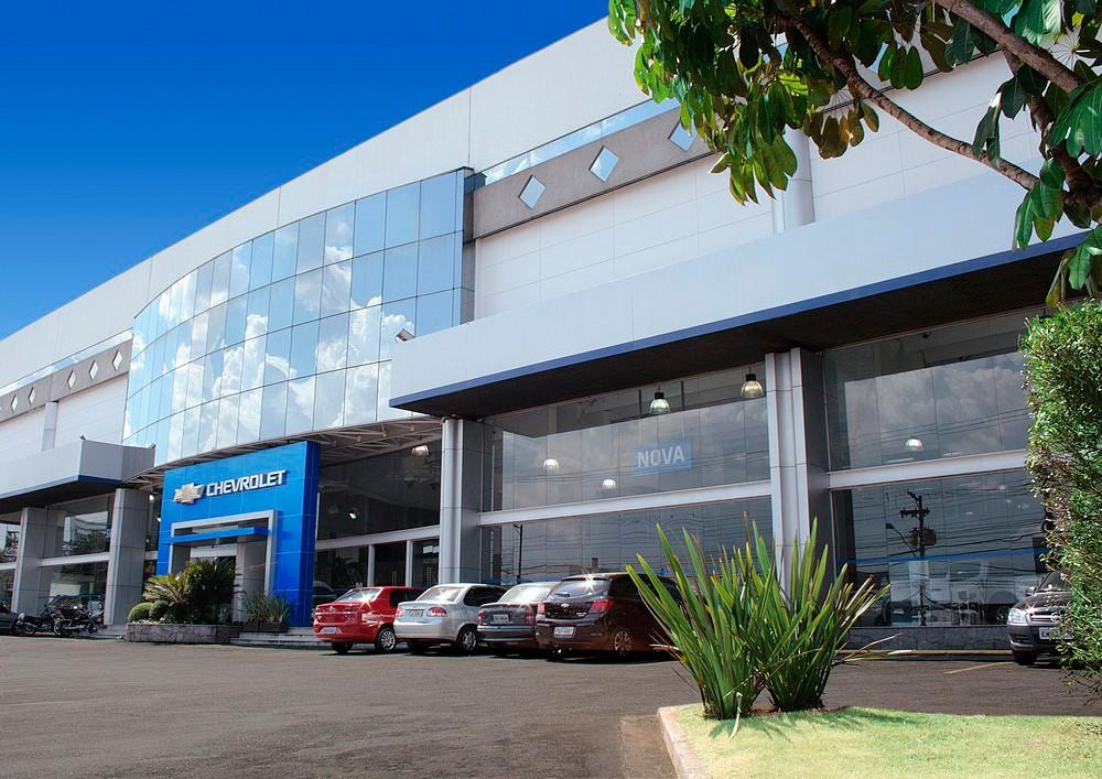 Concessionaria Nova Chevrolet Santo Amaro Sao Paulo Nova Chevrolet
