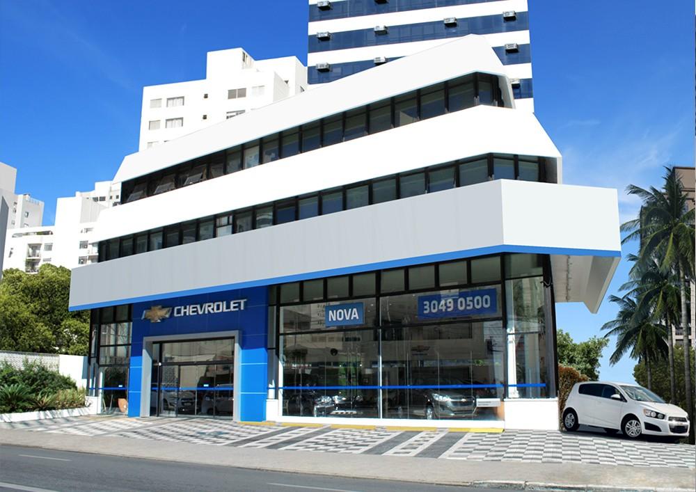 Concessionaria Nova Chevrolet Itaim Bibi Sao Paulo Nova Chevrolet