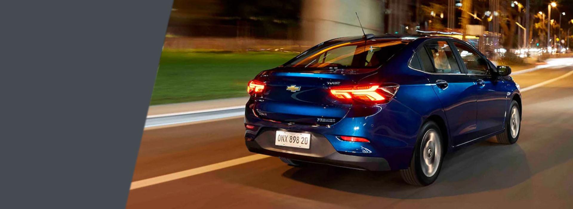 Banner da página do carro Chevrolet Onix Plus  0KM