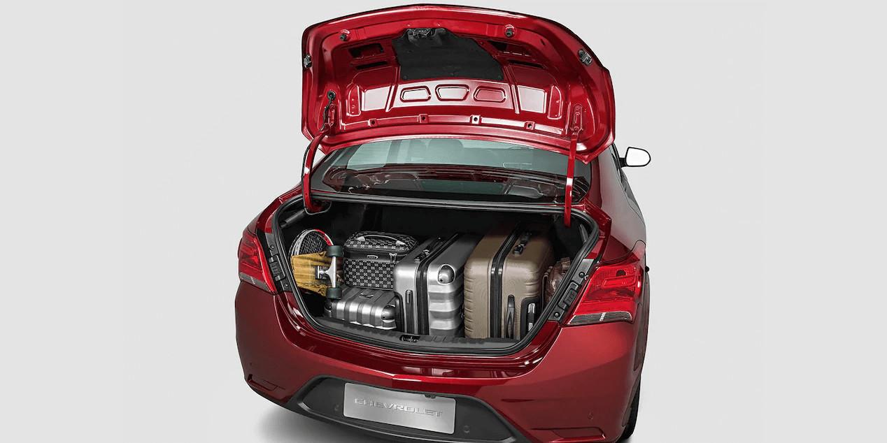 Imagem de destaque do Chevrolet Prisma