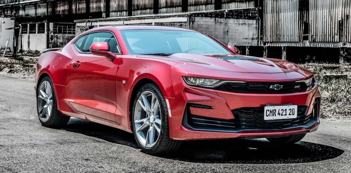 Imagem de destaque do Chevrolet Camaro