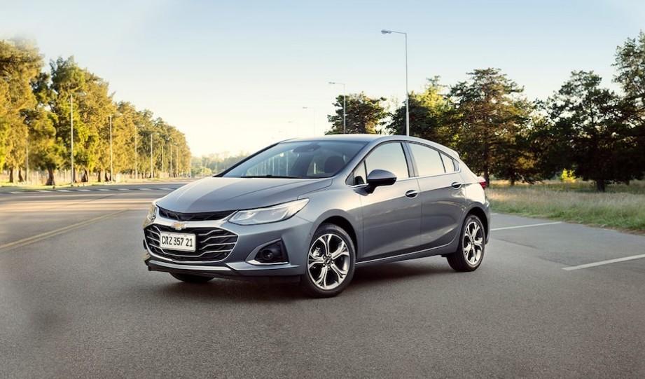 Imagem de destaque do Chevrolet Cruze Sport6