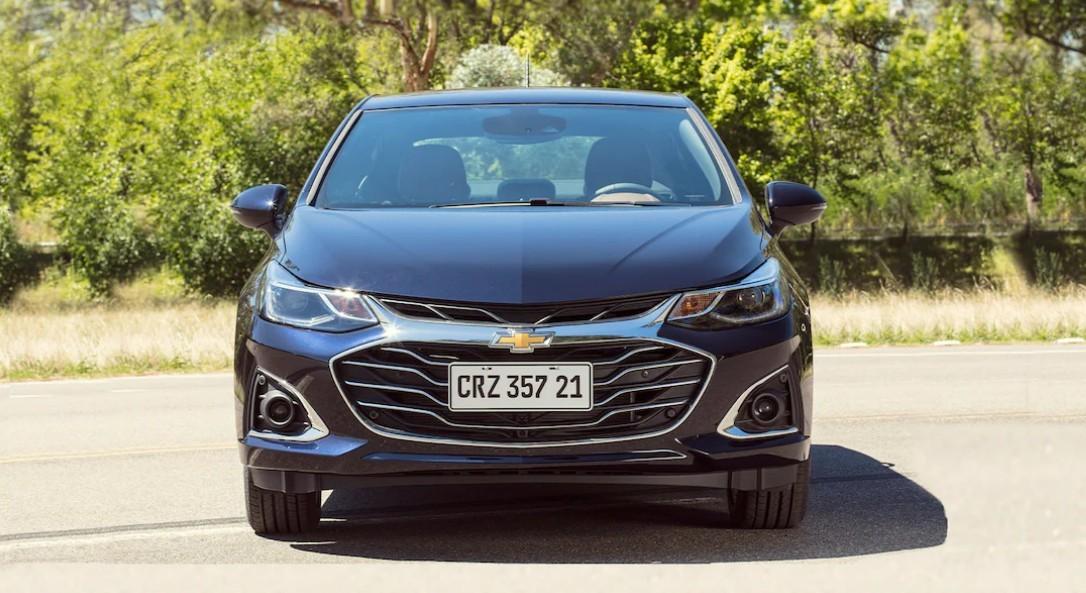 Imagem de destaque do Chevrolet Cruze