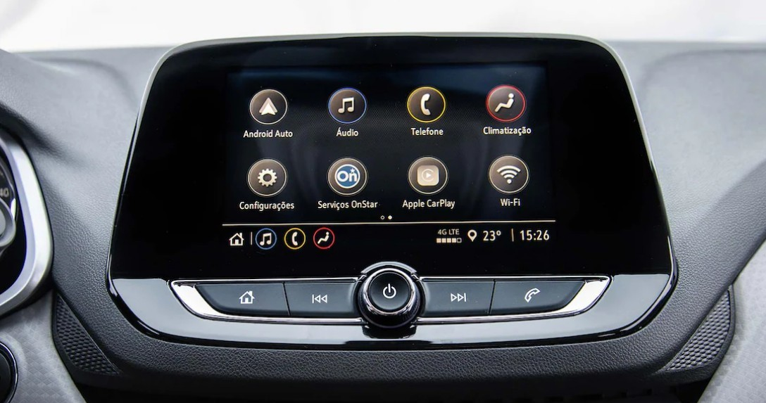Imagem de destaque do Chevrolet Onix Plus