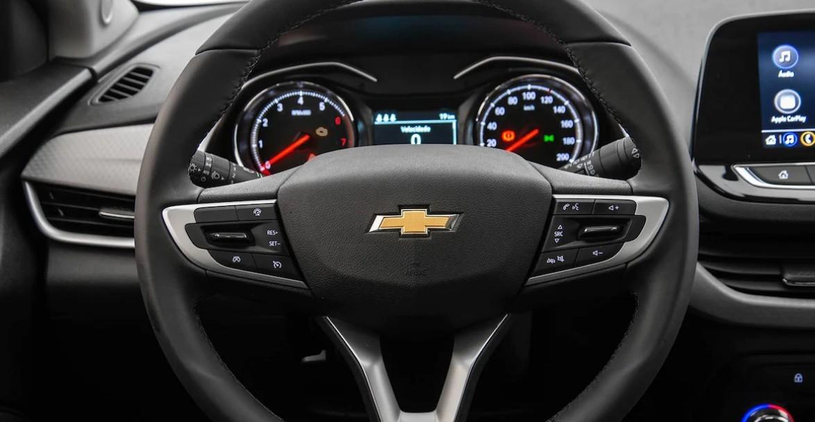 Imagem de destaque do Chevrolet Onix