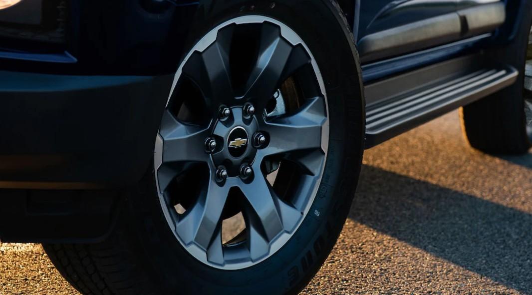 Imagem de destaque do Chevrolet S10