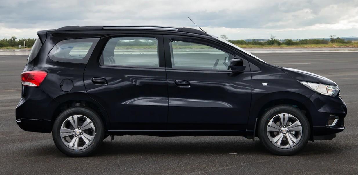 Imagem de destaque do Chevrolet Spin