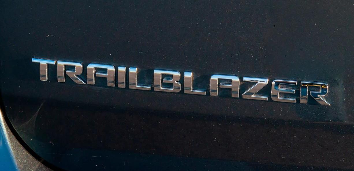 Imagem de destaque do Chevrolet Trailblazer