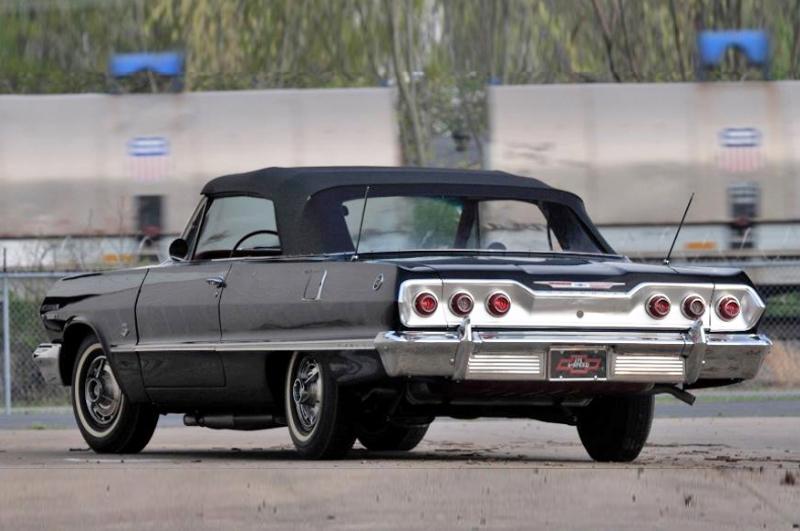 Imagem referente à notícia Lançado em 1957, Chevrolet Impala terá produção encerrada