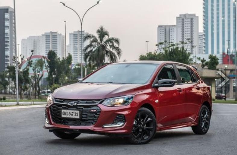 Imagem referente à notícia Chevrolet vai estrear versão RS no Brasil