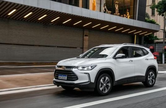 Imagem referente à notícia Tracker é o SUV mais vendido do Brasil