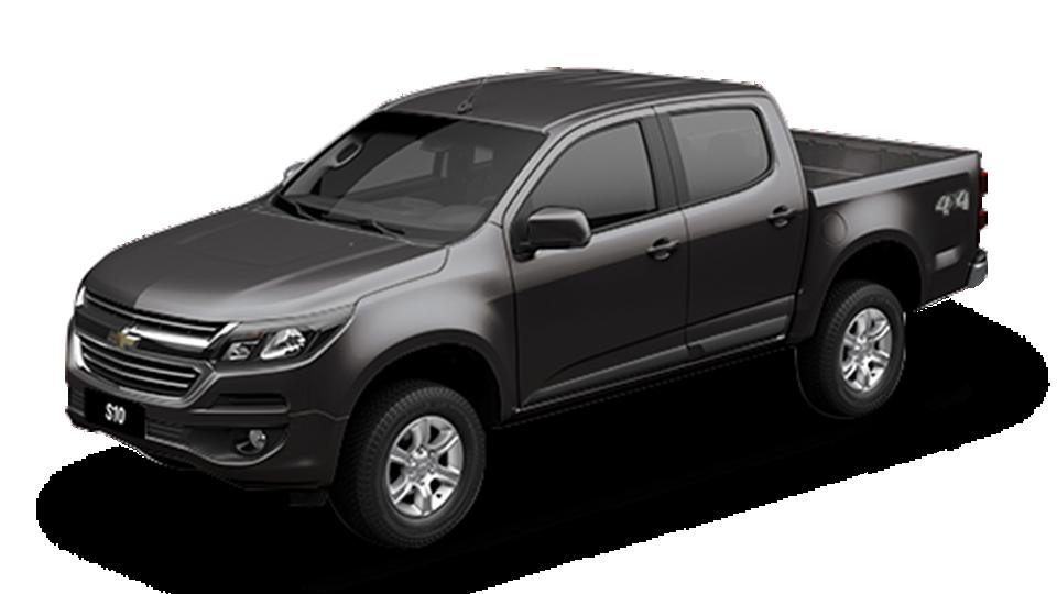 S10 LT 2020 Pickup Cabine Dupla - 2.8 Diesel - 4x4