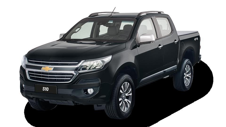S10 LTZ 2019 Pickup Cabine Dupla - 2.8 Diesel - 4x4
