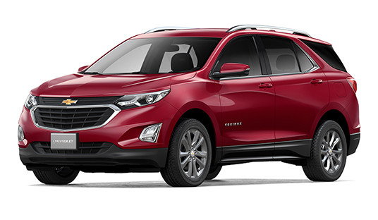Equinox LT 2020 SUV 1.5 Turbo Gasolina