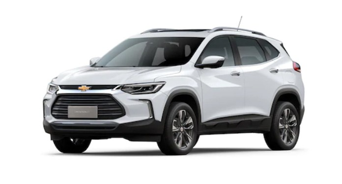 Tracker Premier 2021 SUV 1.2 Turbo Flex