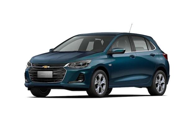 Onix Premier 2021 Hatch 1.0 Turbo Flex
