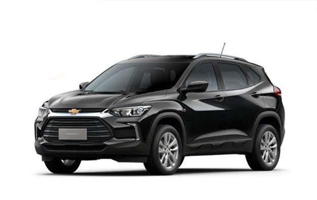 Tracker LTZ 2021 SUV 1.0 Turbo Flex