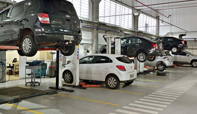 Imagem representando o serviço de revisão oferecido pela Nova Chevrolet